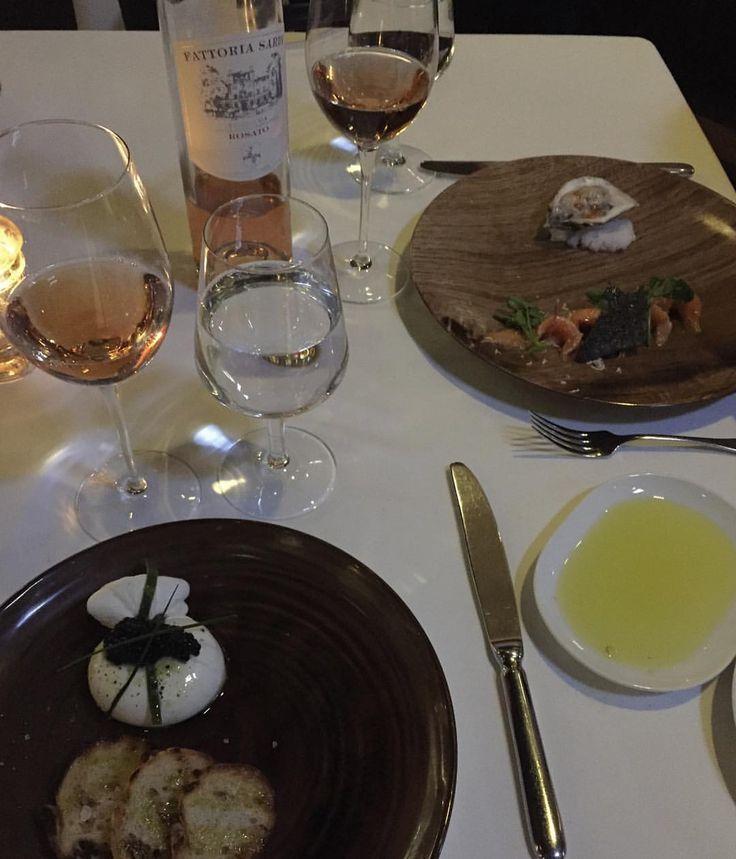 #diner @eatalychicago #baffochicago #baffo #FattoriaSardiRosé #organic #bio @fattoriasardi #collinelucchesi #toscana #luccabiodinamica @roseseason #roseallday