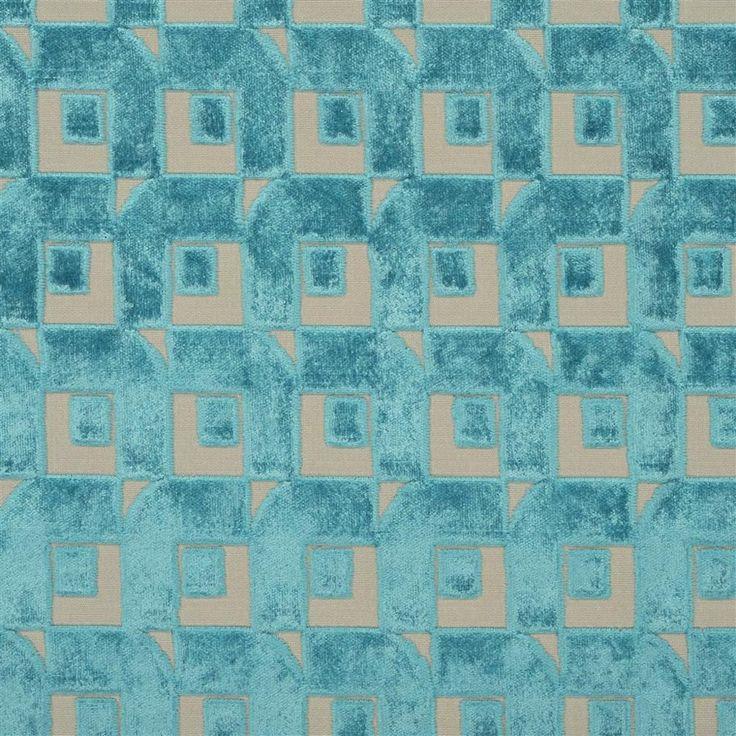 362 best tissus d\'ameublement images on Pinterest | Paint, Alice in ...
