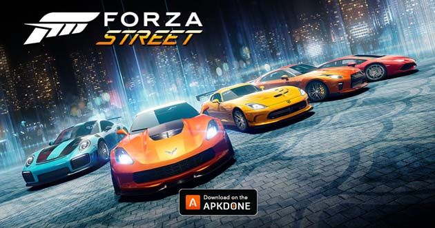 Forza Street Apk Obb Data File V30 1 8 For Android Free