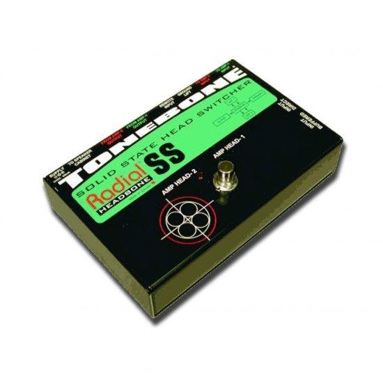 Radial Tonbone Pédale Commutateur Guitare HEADBONE-SS