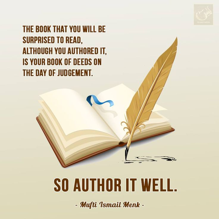 Author your book well