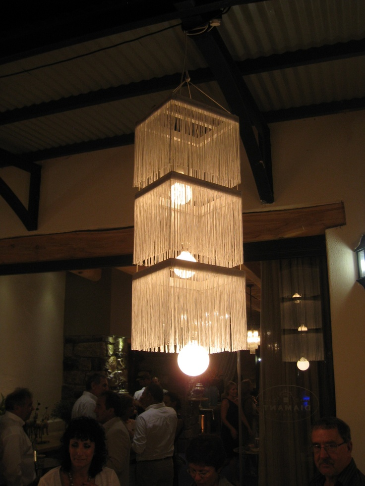 3 Tier fringing shade by SMD Technical