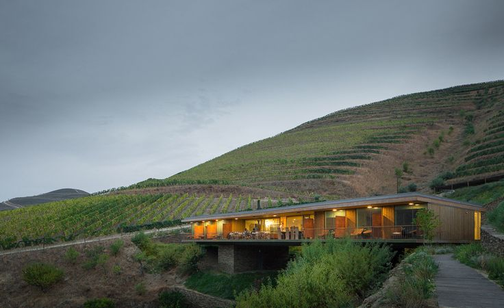 On a vine-covered hillside in the Upper Douro, in the far north of Portugal, is the six-room Casa do Rio hotel. Designed by Francisco Vieira de Campos of Porto based architects Menos é Mais, the property is part of the Quinta do Vallado winery, a long...