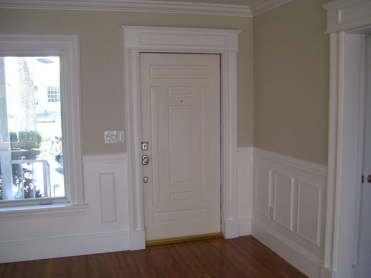 Foyer Window Molding : Outdoor window trim molding foyer remodel windows door