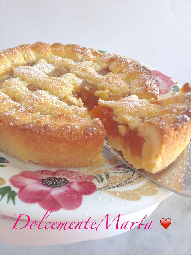 Crostata Linzer con marmellata di albicocche (ricetta Luca Montersino)