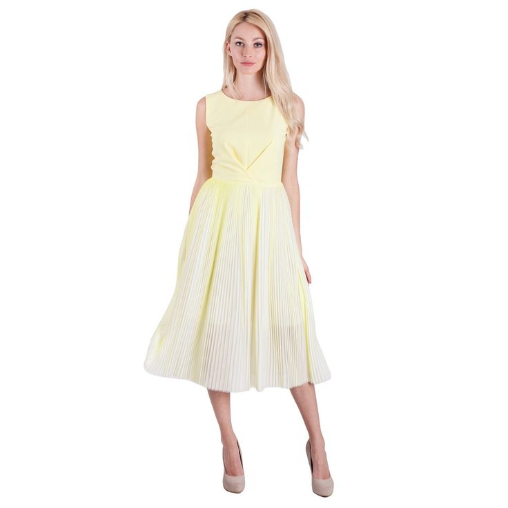 Olvet Lemon Dress – Kiss and Belle Boutique