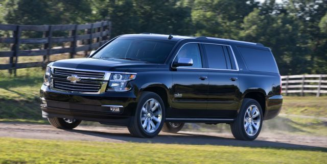 2019 Chevy Suburban Price Changes Chevrolet Suburban Chevy