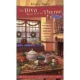 The Diva Runs Out of Thyme (A Domestic Diva Mystery) (Mass Market Paperback)By Krista Davis
