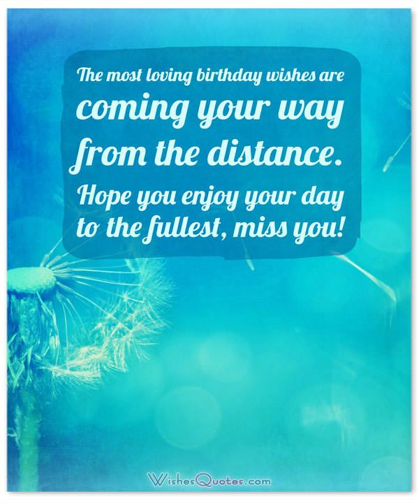 30 Birthday Wishes For Someone Special Who Is Far Away Happy Birthday Wishes Cards 30th Birthday Wishes Birthday Wishes Cards