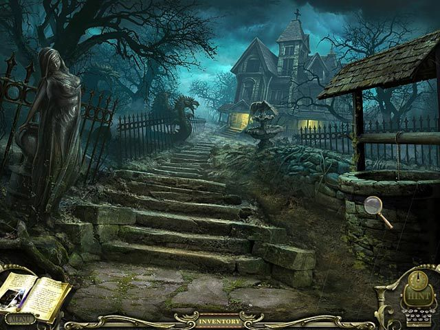 Screenshot of Mystery Case Files: Return to Ravenhearst ™ - one of the 1st hidden object games played with @rubiasz and we absolutely loved it! from the graphics to the storyline involved, all of the scenes and chapters this is a MUST PLAY game!