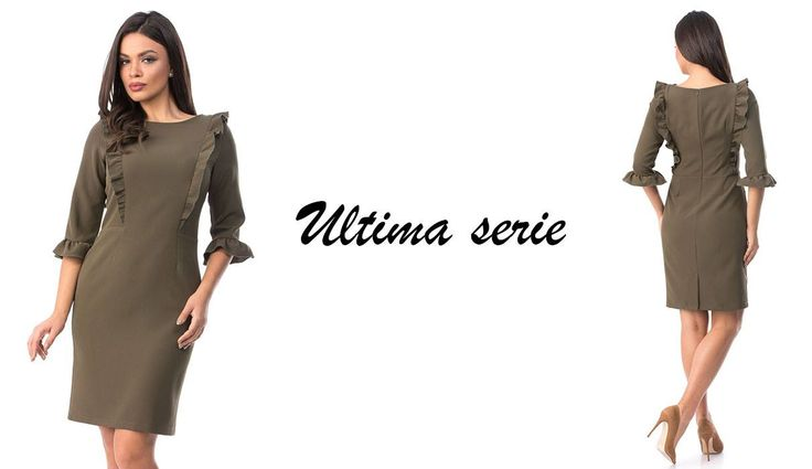 Comandă acum ultima serie din modelul R698: http://www.adromcollection.ro/rochii-jerseu/922-rochie-angro-r698.html