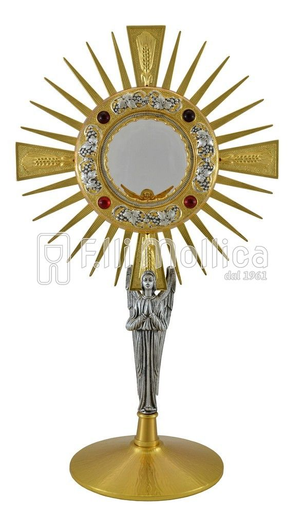 Monstrance with Angel