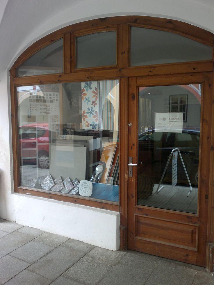 Vchod prodejna