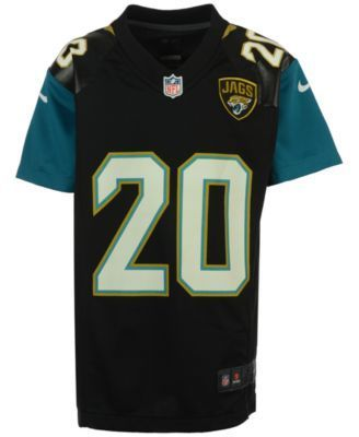 a133b8b70 youth nike jacksonville jaguars 20 jalen ramsey black alternate ...