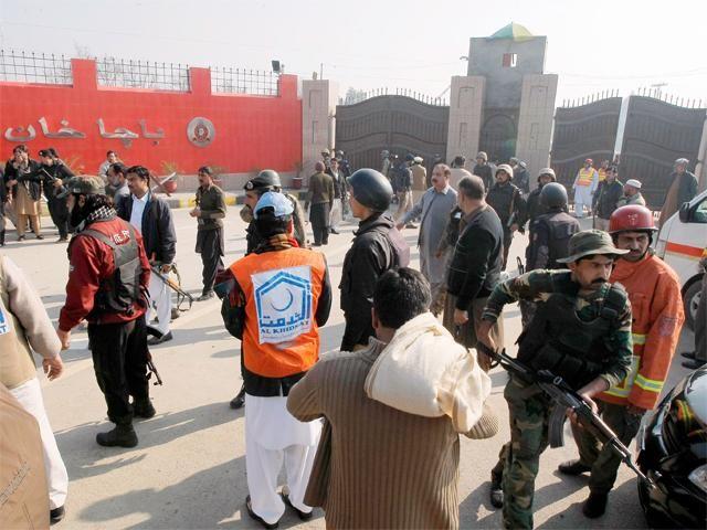 Slideshow : Pakistan's Bacha Khan University attacked - Pakistan's Bacha Khan University attacked: Latest pictures - The Economic Times