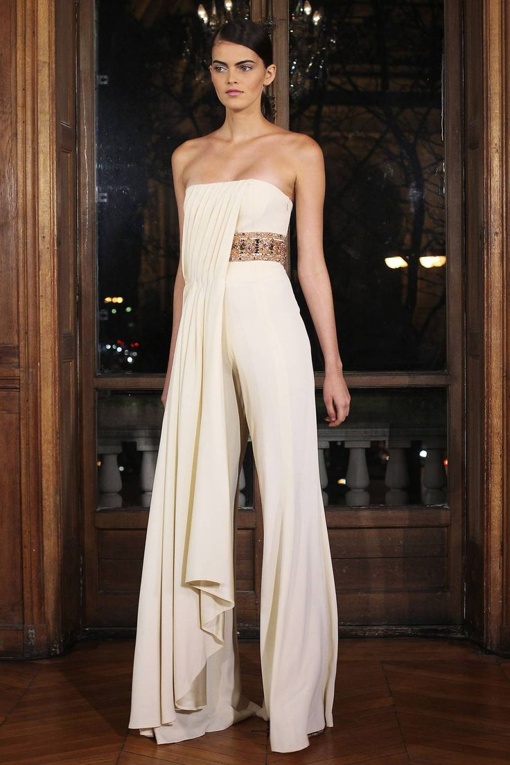 Dany Atrache Spring 2013 Couture Collection - Fashion on TheCut