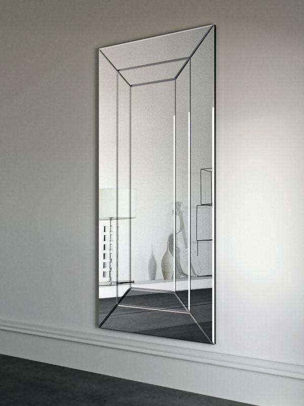 Specchio quadrato a parete CARRÉ - CASAMILANO