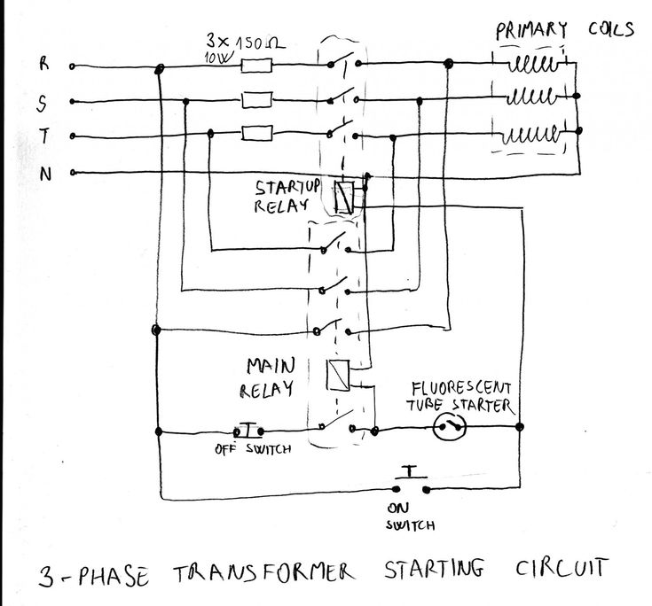 Single Phase Transformer Wiring Diagram In 2020 Single Phase Transformer Transformer Wiring Low Voltage Transformer