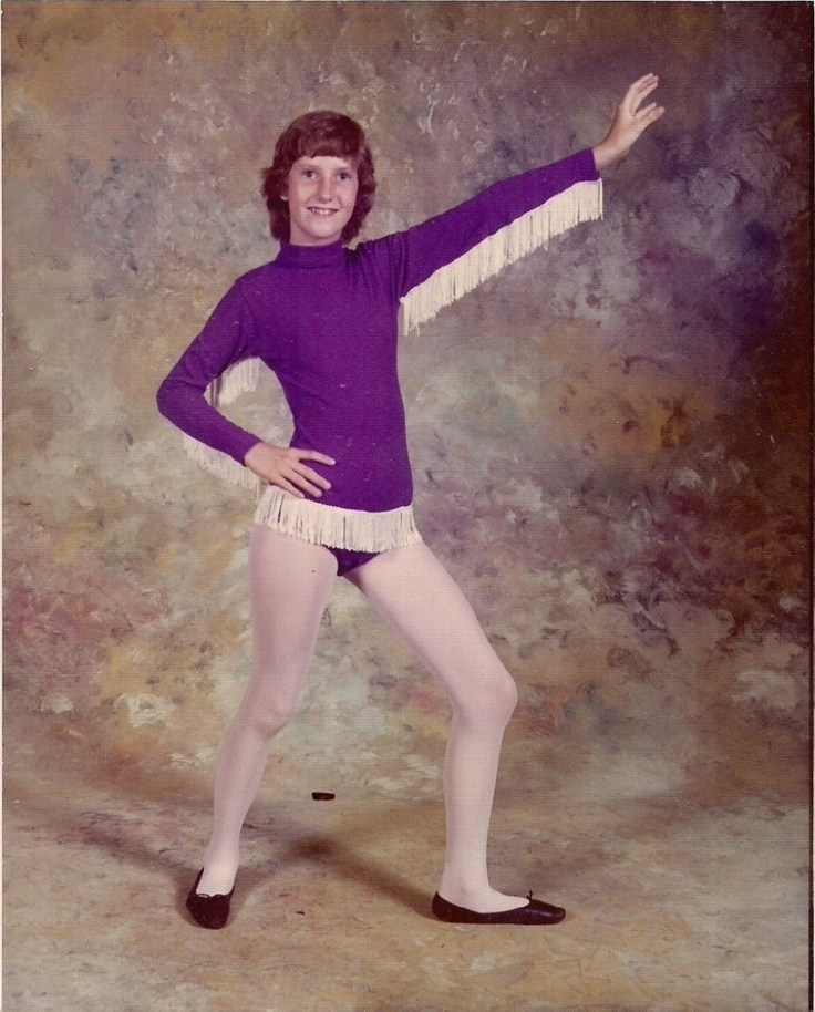 Awkward dance school photos - SUPERSTAR!!