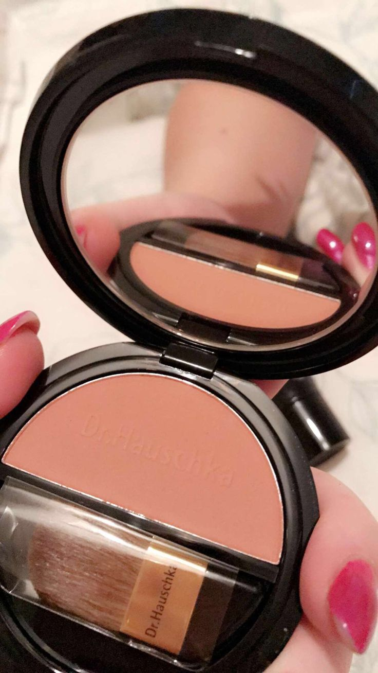 Natural blush by Dr Hauschka