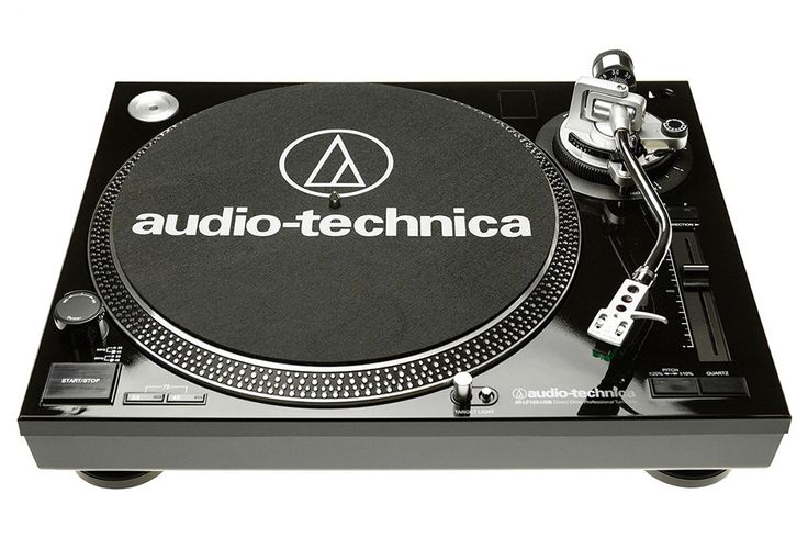 The Audio Technica AT-LP120BK-USB Direct-Drive Professional Turntable is a rock solid investment for those wanting to listen to their vinyl collection.