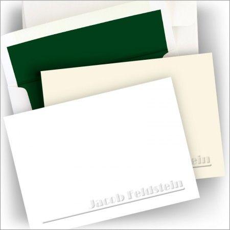 Somerset Correspondence Cards