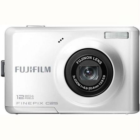 Fujifilm C25 Digital Camera best price in India at Rs.3,499. EMI options available shop #Fujifilm C25 #Digital Camera online -#Cameras & Optics  from Rediff Shopping.