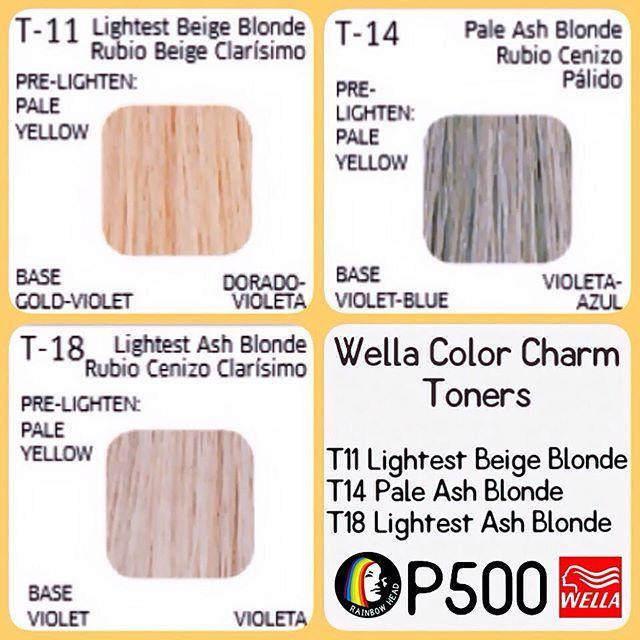 best 25 wella color charm toner ideas on ash