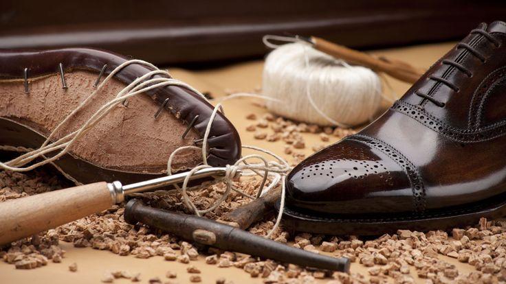 Mr Dante Fontana, Shoe Tailor