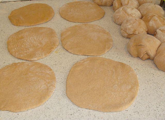 Masa básica con harina integral para Tartas y Empanadas