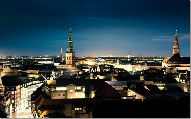 COPENHAGEN, DENMARK From Slickzine skylines.