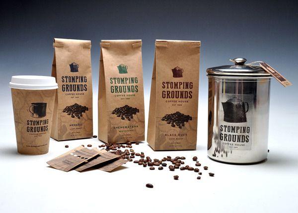 84 best Coffee Packaging images on Pinterest | Coffee packaging ...