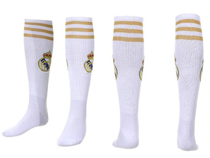 Real Madrid Logo Socks