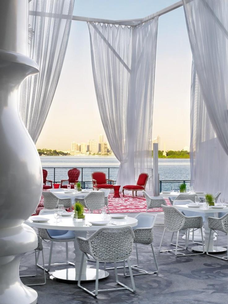 chairs Mondrian Miami