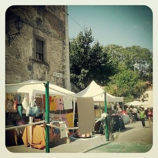 Festa della Luna - Maanfeest in Salaiola - Arcidosso - 10 en 11 augustus