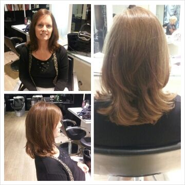 Colour correction & cut by Cat
