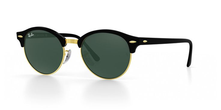 Customize, Personalize & Shop Ray-Ban RB4246 Clubround Sunglasses on Ray-Ban® Switzerland. Free Shipping on all orders!