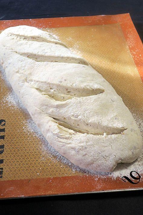 L'autolyse ou faire son ache comme chez le boulanger
