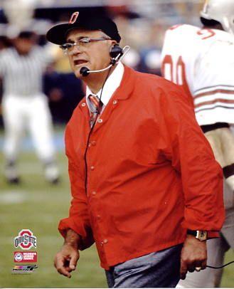 Woody Hayes OSU Ohio State