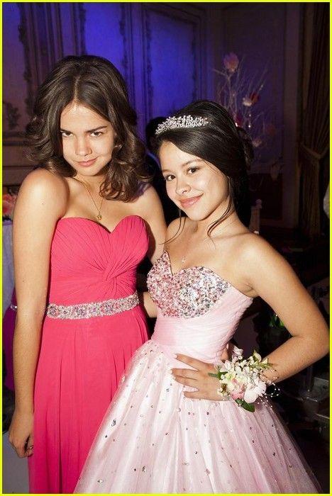 "S1 Ep4 ""Quinceañera"" - Callie and Mariana"