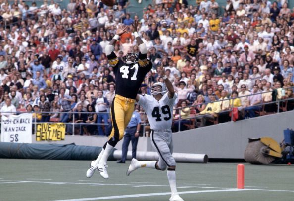 mel blount steelers | Pittsburgh Steelers vs Oakland Raiders