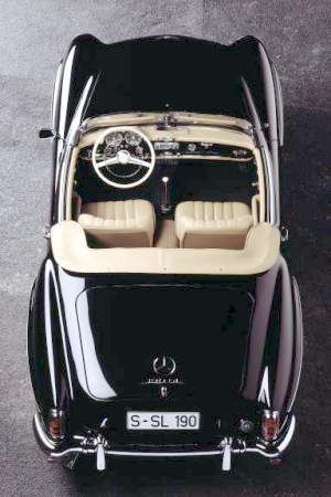 What a pretty car! Needs to be parked in my dream garage attached to my dream house. Sigh! #mercedesvintagecars
