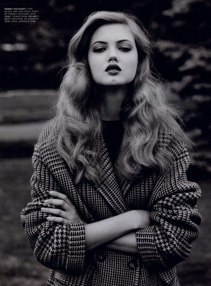 Lindsey Wixson    Sweet & Vicious  by Alasdair McLellan for W August 2010