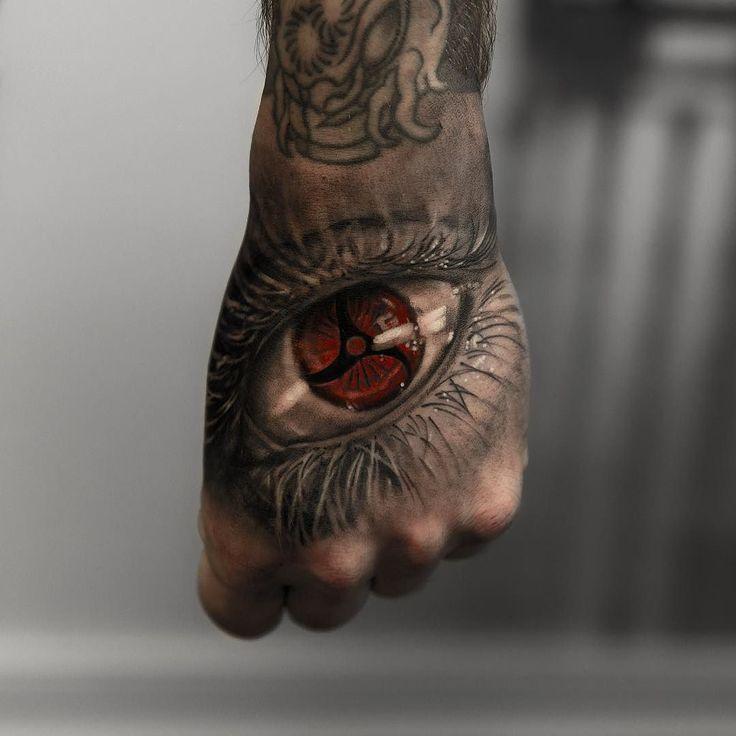 #sharingan #tattoo #tatuering #inkeeze #radiantcolorsink #bishoprotary by niki23gtr