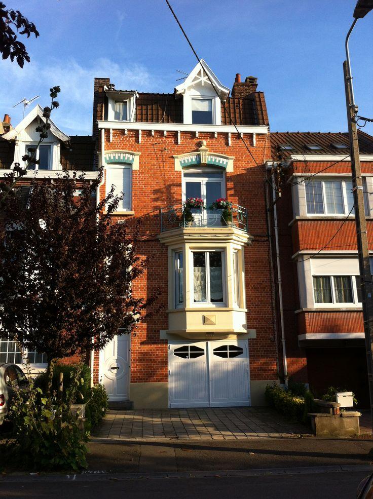 Jolie maison de brique - Lille FR