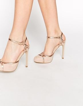 Enlarge ASOS PREQUEL High Heels