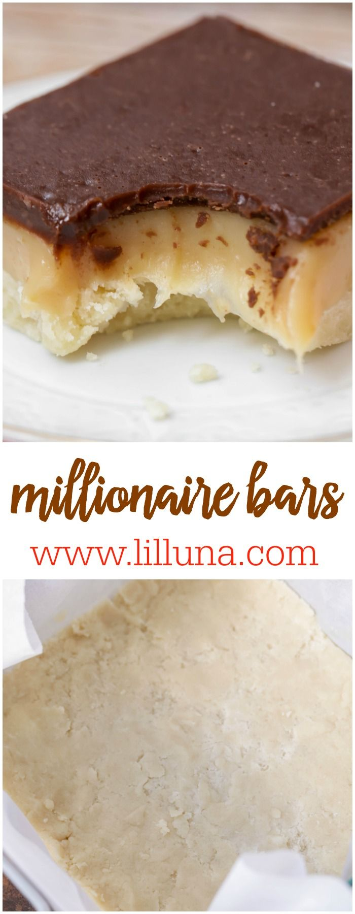 Millionaire Bars - Lil' Luna