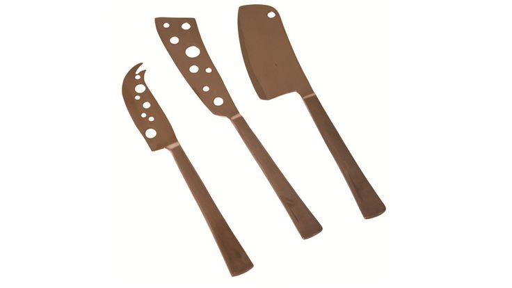 Home :: Homewares :: Kitchen :: Cutlery and Utensils :: Host Cheese Knives Set of 3