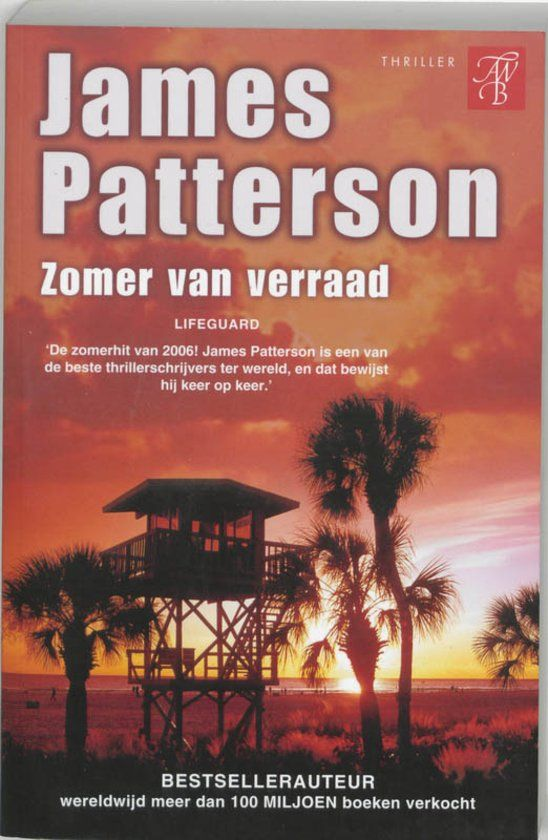 Zomer van verraad - James Patterson