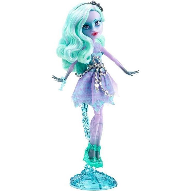 Monster High Haunted Getting Ghostly Twyla Fantôme - Achat / Vente poupée Monster High Haunted Gettin - Cdiscount